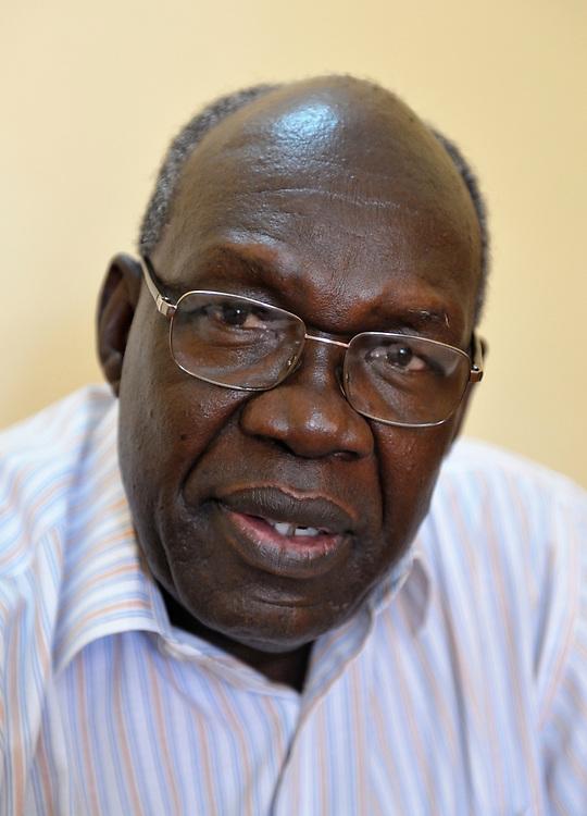 Archbishop Paulino Lukudu Loro of Juba, South Sudan.