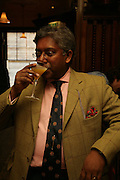 Gerard Pandian, PJ's Annual Polo Party . Annual Pre-Polo party that celebrates the start of the 2007 Polo season.  PJ's Bar & Grill, 52 Fulham Road, London, SW3. 14 May 2007. <br /> -DO NOT ARCHIVE-© Copyright Photograph by Dafydd Jones. 248 Clapham Rd. London SW9 0PZ. Tel 0207 820 0771. www.dafjones.com.