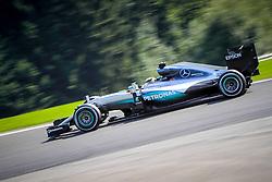 August 28, 2016 - Spa Francorchamps, Belgique - Spa  28/08/2016 GP F1 Belgique/Diamnche/Course/.Hamilton N°44 Mercedes (Credit Image: © Panoramic via ZUMA Press)