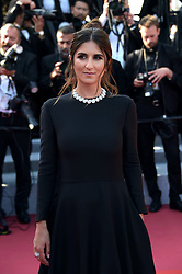 May 25, 2019 - Cannes, France - 72nd Cannes Film Festival 2019, Closing Ceremony Red Carpet. Pictured: Geraldine Nakache (Credit Image: © Alberto Terenghi/IPA via ZUMA Press)