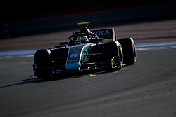 March 7, 2018 - Le Castellet, France - OLIVER ROWLAND of Great Britain and DAMS drives during the 2018 Formula 2 pre season testing at Circuit Paul Ricard in Le Castellet, France. (Credit Image: © James Gasperotti via ZUMA Wire)