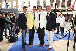 'BLAKE' at the Ralph Lauren Wimbledon Party held at Ralph Lauren, 1 New Bond Street, London on 17th June 2010.