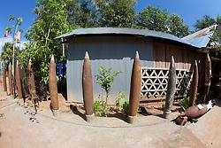 Land Mine Museum Exhibit