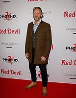 Ian Reddington at the UK Premiere of Red Devil Vue Cinema Leicester Square, London. 18.10.19