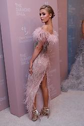 September 15, 2018 - New York City, New York, USA - 9/13/18.Paris Hilton at Rihanna''s 4th Annual Diamond Ball held at Cipriani Wall Street in New York City..(NYC) (Credit Image: © Starmax/Newscom via ZUMA Press)