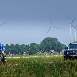 EMMEN (NED) June 16: <br />CYCLING <br />Dutch Nationals Time Trail Women Elite Annemiek van Vleuten