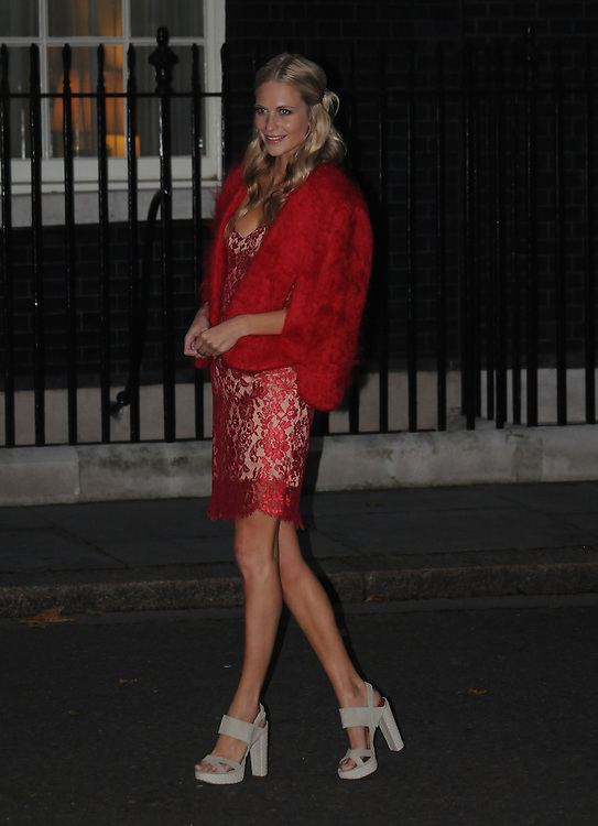 Celebrities attend the Downing Street fashion party during London Fashion Week, London, UK. 20/09/2011 Anne-Marie Michel/CatchlightMedia