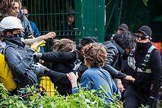 2020-09-07 HS2 Rebellion Denham Protection Camp