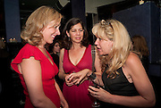 KATE PAKENHAM; JO ALLAN; SONIA FRIEDMAN, The Old Vic at the Vaudeville Theatre ' The Prisoner of Second Avenue'  press night. After-party at Jewel. 13 July 2010. -DO NOT ARCHIVE-© Copyright Photograph by Dafydd Jones. 248 Clapham Rd. London SW9 0PZ. Tel 0207 820 0771. www.dafjones.com.