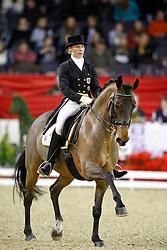 Dornbracht Ann Kristin (GER) - Gryffindor<br /> FEI World Cup Dressage Final for Young Riders<br /> Frankfurt 2009<br /> Photo© Hippo Foto - Leanjo de Koster