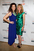 Jenni Luke, Executive Director, Step Up Women's Network, and Corporate Event Honoree Susan Sweet, General Manager, Neutrogena