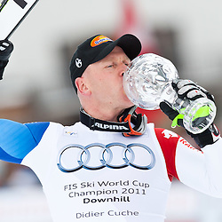 20110316: SUI, FIS World Cup Ski Alpine, Downhill Finals, Lenzerheide