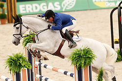 Schroder Gerco (NED) - Eurocommerce New Orleans<br /> Rolex FEI World Cup Final Jumping 2011<br /> © Hippo Foto - Leanjo de Koster