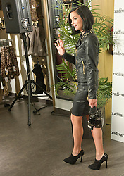 Leigh Lezark, DJ and Model attends the Stradivarius shop Party. Madrid, Spain, November 15, 2012.  Photo by Eduardo Dieguez / DyD FOtografos / i-Images...SPAIN OUT