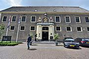 Nederland, Zwolle, 21-6-2019Restaurant de Librije heeft drie sterren van Michelin. Er is ook een winkel en hotel in het gebouw, een voormalige gevangenis, gehuisvest.Foto: Flip Franssen