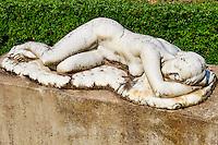 France, Cher (18), Berry, Saint-Amand-Montrond, Musée St-Vic, route Jacques Coeur // France, Cher (18), Berry, Saint-Amand-Montrond, St Vic museum, the Jacques Coeur road
