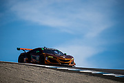 September 21-24, 2017: IMSA Weathertech at Laguna Seca. Michael Shank Racing w/Curb-Agajanian, Acura NSX GT3, Oswaldo Negri Jr, Tom Dyer