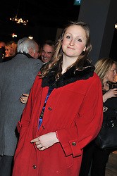 LADY BELLA SOMERSET at a party to celebrate the publication of Folly de Grandeur: Romance and Revival in an English Country House by Nicky Haslam held at Oka, 155-167 Fulham Road, London on 21st March 2013.