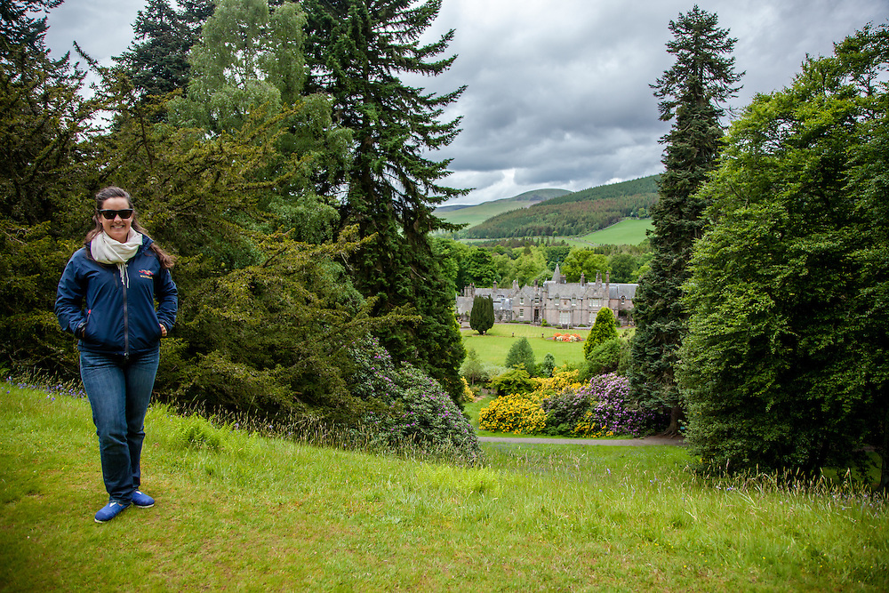 Adventuring in Scotland  © Corinna Halloran
