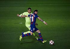 FC Barcelona v Levante UD - 10 Jan 2019