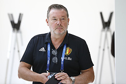 June 15, 2018 - Moscou, Russie - Stefan Van Loock Press officer of Royal Belgian Football Federation (Credit Image: © Panoramic via ZUMA Press)