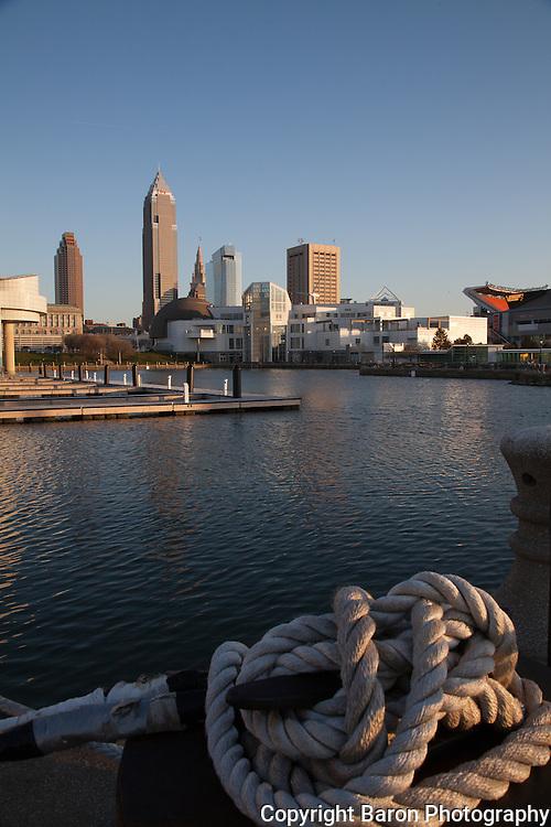 Inner Harbor Cleveland, Ohio