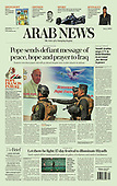 March 04, 2021 (ASIA-PACIFIC): Front-page: Today's Newspapers In Asia-Pacific