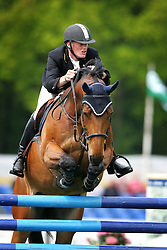 Bruynseels Niels-Item de Quintin<br /> Belgisch Kampioenschap Kapellen 2005<br /> Photo © Hippo Foto