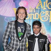 NLD/Den Haag/20110731 - Premiere musical Alice in Wonderland met K3, Sebastian Wulff