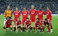 Photo: Paul Thomas.<br /> Porto v Liverpool. UEFA Champions League Group A. 18/09/2007.<br /> <br /> Liverpool.