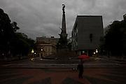 Porto Alegre_RS, Brasil...Praca Marechal Deodoro em Porto Alegre, Rio Grande do Sul...Marechal Deodoro square in Porto Alegre, Rio Grande do Sul...Foto: MARCUS DESIMONI / NITRO