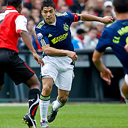 NLD/Rotterdam/20100919 - Voetbalwedstrijd Feyenoord - Ajax 2010, Luis Suarez