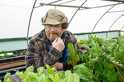 Dr Nick Green, founder & Chair of Incredible Edible Farm, Todmorden. Aims to increase amount of local food grown and eaten