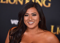 """The Lion King"" world premiere held at the Dolby Theatre. 09 Jul 2019 Pictured: Remi Cruz. Photo credit: O'Connor/AFF-USA.com / MEGA TheMegaAgency.com +1 888 505 6342"
