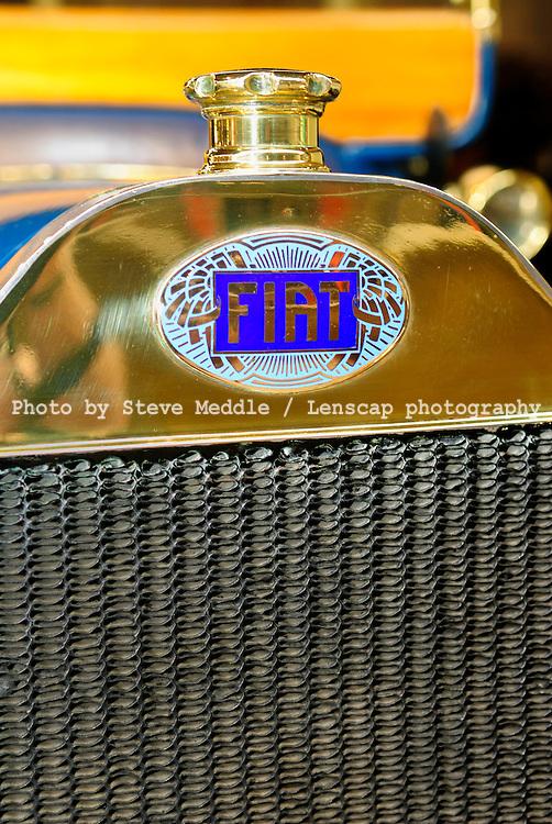 1913 Fiat Tipo Zero, Badge Detail - 2010
