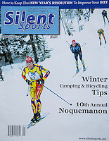 Silent Sports Cover January 2008