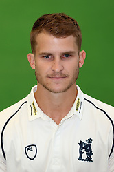 Sam Hain during the media day at Edgbaston, Birmingham. PRESS ASSOCIATION Photo. Picture date: Thursday April 5, 2018. See PA story CRICKET Warwickshire