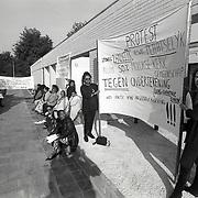 NLD/Huizen/19920926 - Opening en rel Pniel kerk Gemeenlandslaan Huizen