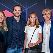 NLD/Amsterdam/20190613 - Inloop uitreiking De Beste Social Awards 2019,... helemaal rec hts Robin Zomer