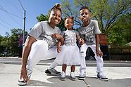 Maya Rogers Family