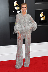 61st Annual Grammy Awards held at Staples Center on February 10, 2019 in Los Angeles, CA. 10 Feb 2019 Pictured: Ashlee Simpson. Photo credit: MEGA TheMegaAgency.com +1 888 505 6342