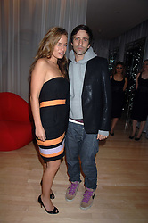 JADE JAGGER and DAN WILLIAMS at a party to celebrate the launch of the Suka restaurant at the Sanderson Hotel, berners Street, London on 15th March 2007.<br /><br />NON EXCLUSIVE - WORLD RIGHTS