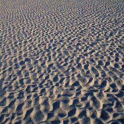 Ogunquit, ME. A tidal marsh on the coast. Patterns in the sand. Salt Marsh.