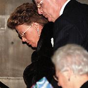 Koninging Beatrix 60 Jaar feest in Amsterdam, prinses Christina von Lippe Biesterfeld