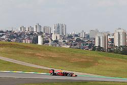 Daniel Ricciardo (AUS) Red Bull Racing RB12.<br /> 11.11.2016. Formula 1 World Championship, Rd 20, Brazilian Grand Prix, Sao Paulo, Brazil, Practice Day.<br /> Copyright: Moy / XPB Images / action press