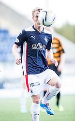 Falkirk's Craig Sibbald. Falkirk 2 v 1 Alloa Athletic, Scottish Championship game played 4/10/2014 at The Falkirk Stadium.