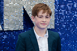 May 20, 2019 - London, England, United Kingdom - Kit Connor arrives for the UK film premiere of 'Rocketman' at Odeon Luxe, Leicester Square on 20 May, 2019 in London, England. (Credit Image: © Wiktor Szymanowicz/NurPhoto via ZUMA Press)