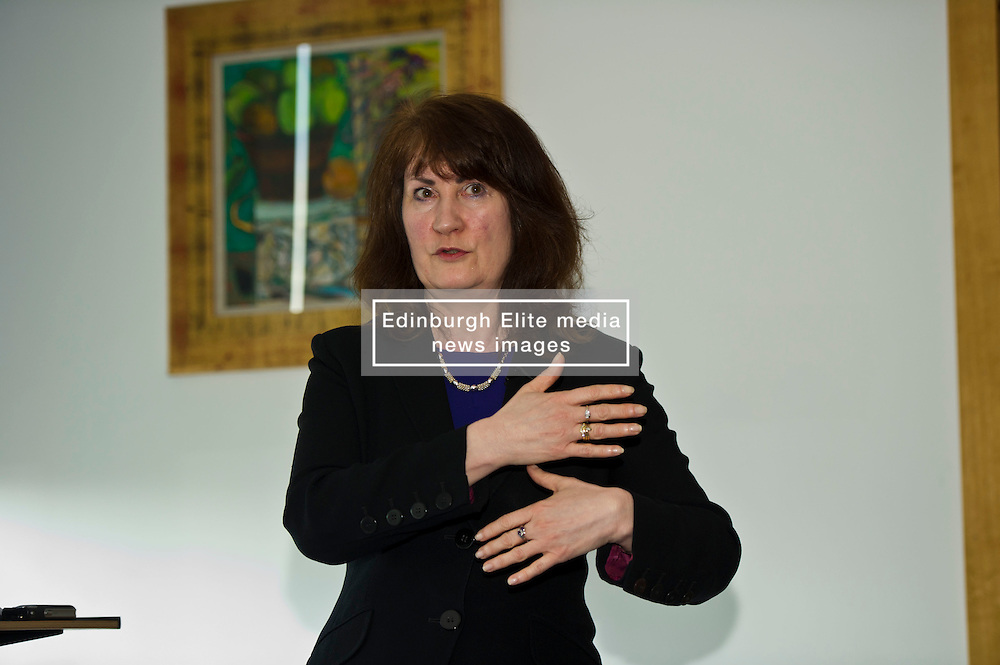 Pictured: Jenny Stewart (head of Infrastructure and Government KPMG)<br /> <br /> Conference to examine impact of Brexit on Scottish businesses and public services. The event, organised by the Fraser of Allander Institute and Strathclyde Business School, heard from a numbers of speakers including Mark Taylor (Audit Scotland), John Edward (former head of Office in Scotland, the European Parliament, Professor Russel Griggs OBE, (Chair Scottish Government Independent Advisory Regulatory Review Group), Jenny Stewart (head of Infrastructure and Government KPMG), Lynda Towers (Director of public law Morton Fraser), Katerina Lisenkova (Head of economic modelling, Fraser of Allander Institute), Ian Wooton (Professor of Economics and Vice Dean (research) Strathclyde Business School), Alastair Ross FCIPR (assistant Director, Head of Public Policy Association of British Insurers) and  Scottish Brexit Minister Mike Russell<br /> <br /> Ger Harley | EEm 2 March 2017