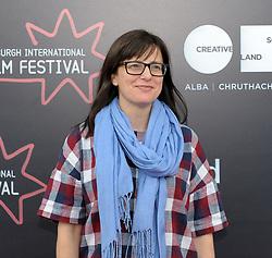 Edinburgh International Film Festival, Thursday, 21st June 2018<br /> <br /> Jury Photocall<br /> <br /> Pictured: Nada Cirjanic of the Documentary jury<br /> <br /> (c) Alex Todd   Edinburgh Elite media