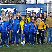 NLD/Blaricum/20120314 - Perspresentatie Koen Kampioen met als gastrol Luca Borsato, castfoto